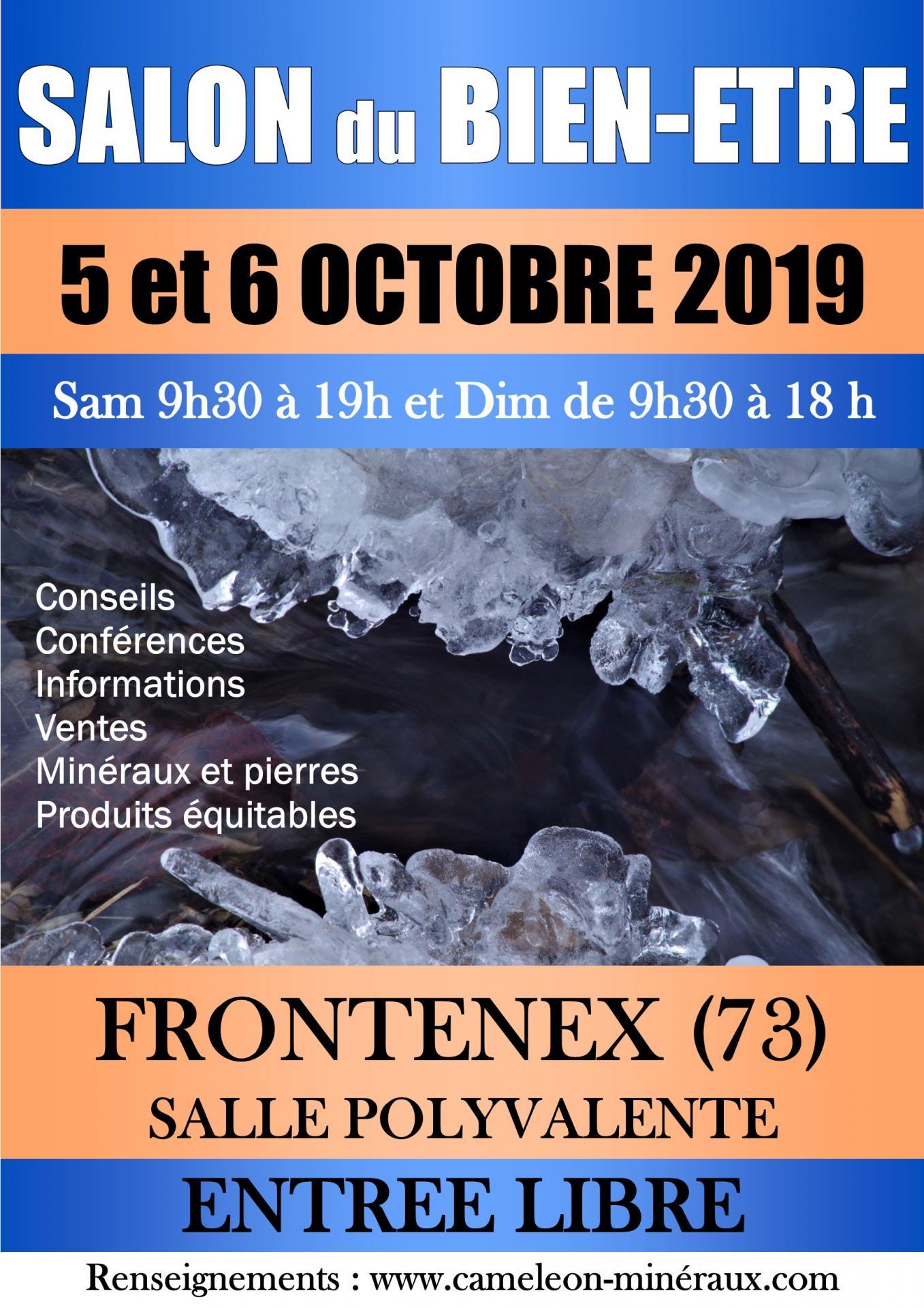 Calendrier Des Salons Bien Etre 2020.Salon Du Bien Etre De Frontenex 05 Et 06 Octobre 2019